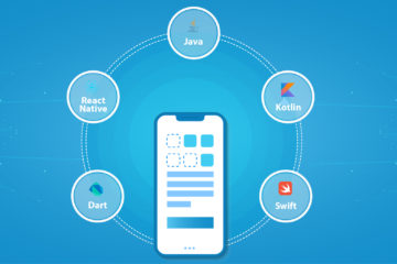 Top 5 programming languages to learn in mobile app development