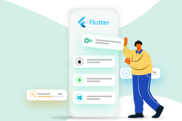 Flutter App Development Benefits